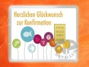 1/10 oz. gold gift bar flip motif: Zur Konfirmation