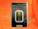 1/2 oz. gold bar/ingot Argor-Heraeus
