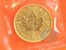 1/2 Unze Maple Leaf Goldmünze Kanada