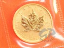 1/4 Unze Maple Leaf Goldmünze Kanada