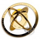 1 oz. Armillary gold coin Cook Islands = 4 x 1/4 oz.