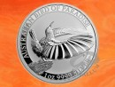1 oz. Bird of Paradise Riflebird silver coin Australia 2018