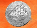 1 oz. Bounty silver coin Cook Islands 2020