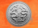 1 oz. Double Dragon silver coin Niue 2018
