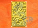 1 Unze Gold Münzbarren Drache Dragon Rectangle Australien 2018