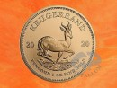 1 oz. Krugerrand gold coin South Africa