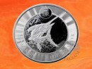 1 oz. Marlin silver coin Cayman Islands 2017