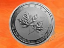 10 oz. Maple Leaf Magnificent Maple silver coin Canada 2017
