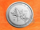 10 oz. Maple Leaf Magnificent Maple silver coin Canada 2019