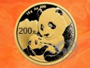 15 g China Panda Goldmünze 2019