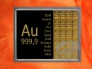 20 g gold gift bar Au international
