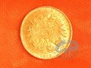 20 Crowns gold coin Austria 6,1 g fine