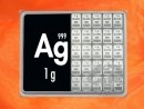 25 g silver gift bar Ag international
