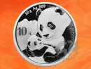 30 g China Panda Silbermünze 2019