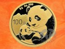 8 g China Panda gold coin 2019