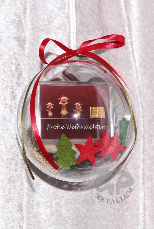 2 gramm goldbarren frohe weihnachten rentiere in. Black Bedroom Furniture Sets. Home Design Ideas