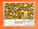 1/10 oz. gold gift bar flip motif: Aurum