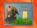 1/10 oz. gold gift bar motif: Frohe Ostern