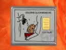 1/10 oz. gold gift bar motif: Zur Taufe