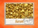 1 g gold gift bar flip motif: Aurum