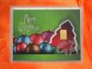 1 g gold gift bar motif: Merry Christmas