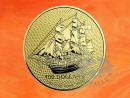 1 oz. Bounty gold coin Cook Islands 2020