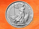1 oz. Britannia silver coin Great Britain 2019