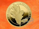 1 oz. Germania Oak Leaf PROOF - gold coin 2019 - only 100...