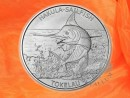 1 oz. Hakula Sailfish silver coin Tokelau 2016