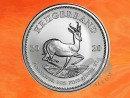 1 oz. Krugerrand silver coin South Africa 2020