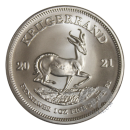 1 oz. Krugerrand silver coin South Africa 2021