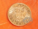20 Mark Preussen Wilhelm II gold coin Germany 7,16 g fine