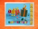 5 g gold gift bar flipmotif: Happy birthday gift