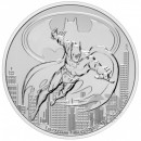 1 oz. Batman (TM) - silver coin Niue 2021