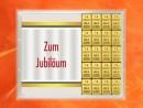 20 Gramm Gold Geschenkbarren Flipmotiv: Jubiläum