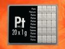 20 g Platinum gift bar Pt international