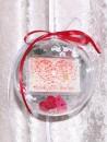 1 Gramm Goldbarren Flipmotiv Hochzeit Love is in the air...