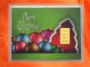 1/10 Unze Gold Geschenkbarren Motiv: Weihnachten Merry...
