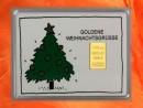1/10 Unze Gold Geschenkbarren Goldene Weihnachten...