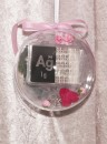 25 g silver gift bar Ag international for silver wedding...