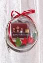 2 g gold gift bar motif: Frohe Weihnachten reindeers in...