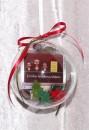 1/10 oz.gold gift bar motif: Frohe Weihnachten reindeers...