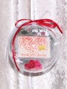 2 Gramm Goldbarren Flipmotiv Hochzeit Love is in the air...