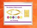 1/10 Unze Gold Geschenkbarren Motiv: Firmung