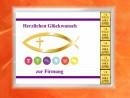 5 Gramm Gold Geschenkbarren Motiv: Firmung