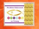 15 Gramm Gold Geschenkbarren Motiv: Firmung