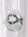 15 g silver gift bar motif: Firmung in gift ball / globe...