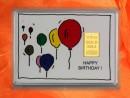 1/10 Unze Gold Geschenkbarren Motiv: Happy birthday...