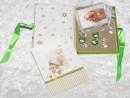 1 g gold gift bar flipmotif: Alles Gute zur Geburt in...