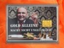 2 g gold gift bar motif: cigar